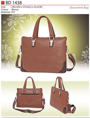 Exclusive Document Bag (BD1438)