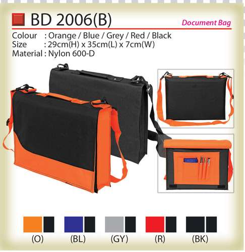 Classic Document Bag (BD2006B)