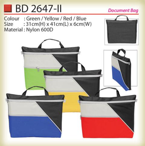 Document Bag (BD2647-II)