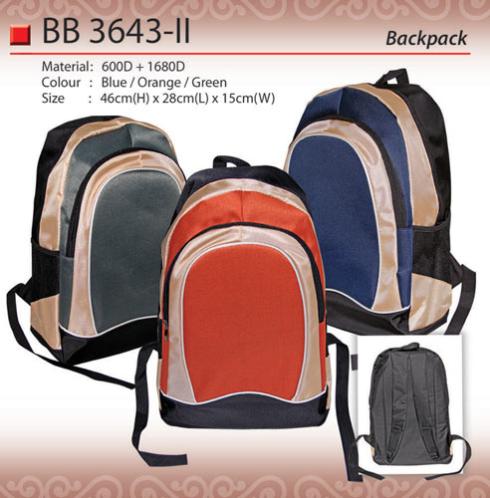 Backpack-BB3643-II