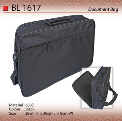 Budget Document Bag (BL1617)