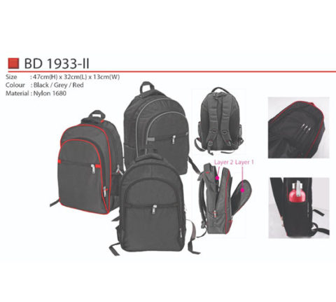 Laptop Backpack (BL1933-II)