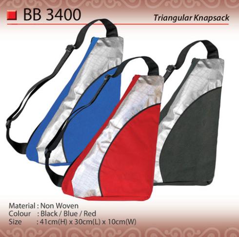 Budget Triangular Knapsack (BB3400)