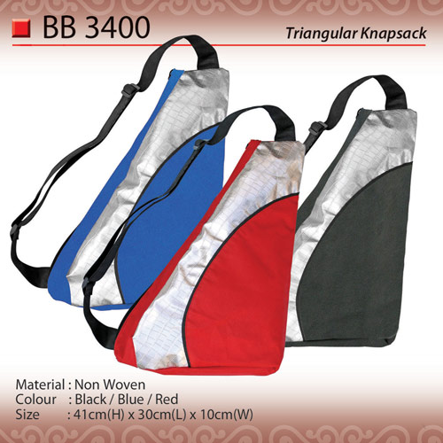 Budget Triangular Knapsack (BB3400)