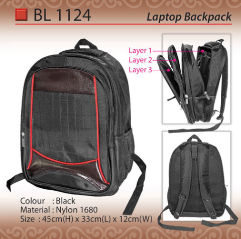 Detachable Laptop backpack (BL1134)