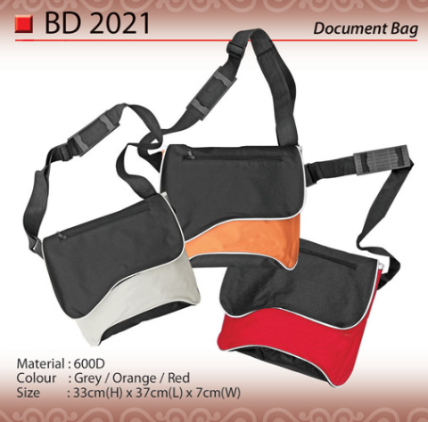 Modern Document Bag (BD2021)
