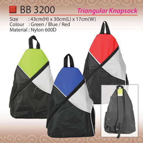 Sporty Triangular Knapsack (BB3200)