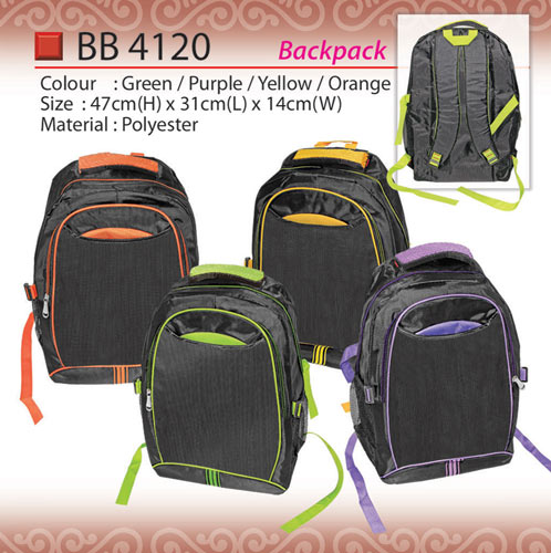 Standard Backpack (BB4120)