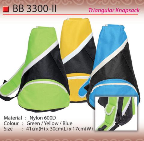 Triangular Knapsack (BB3300-II)