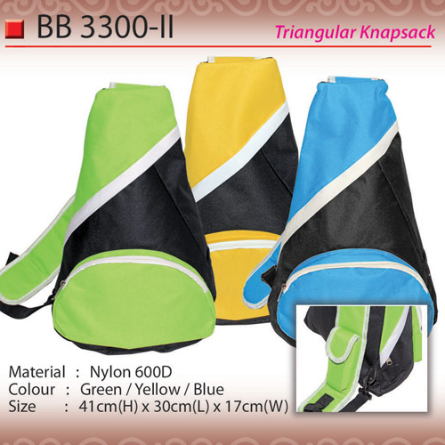 Triangular Knapsack (BB3300-II)