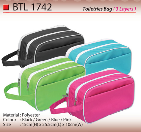 3 layers toiletries bag (BTL1742)
