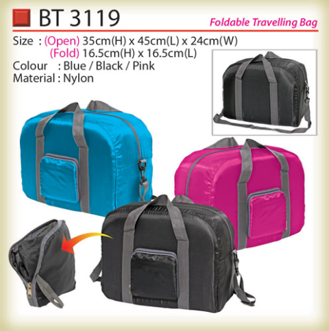 Foldable Travelling Bag (BT3119)