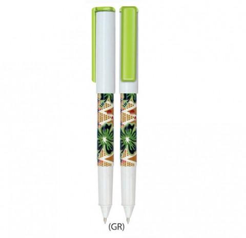 Budaya Series Plastic Pen (BY3717-B)