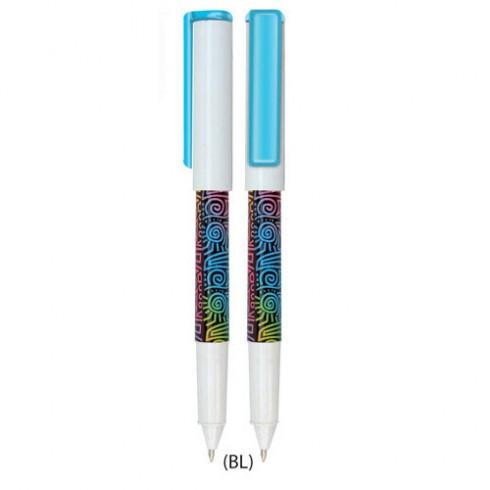 Budaya Series Plastic Pen (BY3717-C)