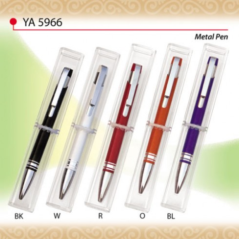 Metal pen with box (YA5966)