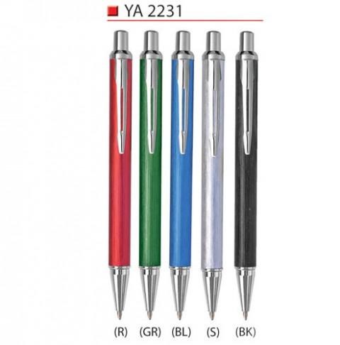 Budget Metal Pen (YA2231)