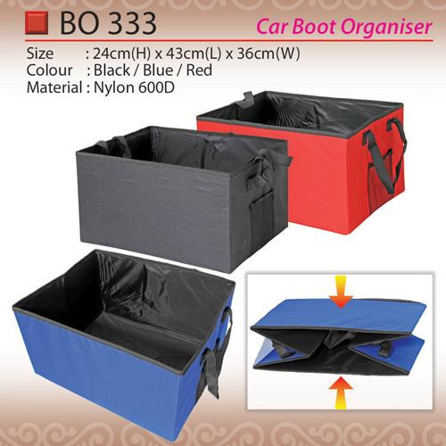 Car Boot Organiser (BO333)