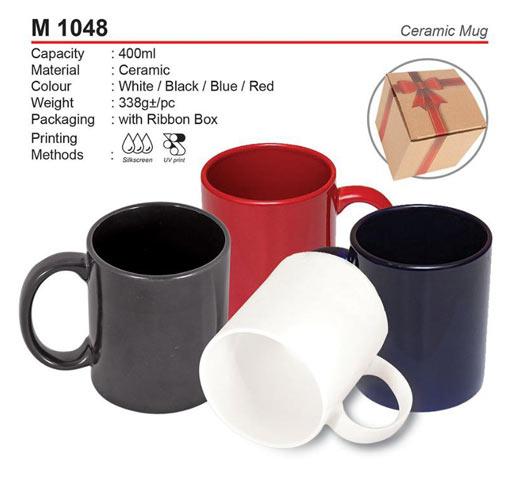 Ceramic Mug (M1048)