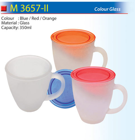 Frosted Colour Glass (M3657-II)