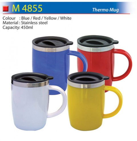 Colourful Thermo Mug (M4855)