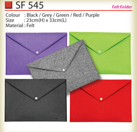 Felt Folder (SF545)