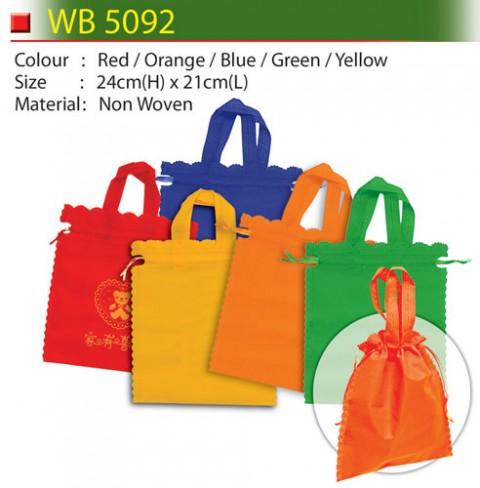 Wedding Non Woven Bag (WB5092)