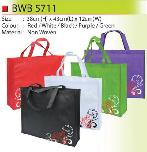 Pattern Non Woven Bag (BWB5711)
