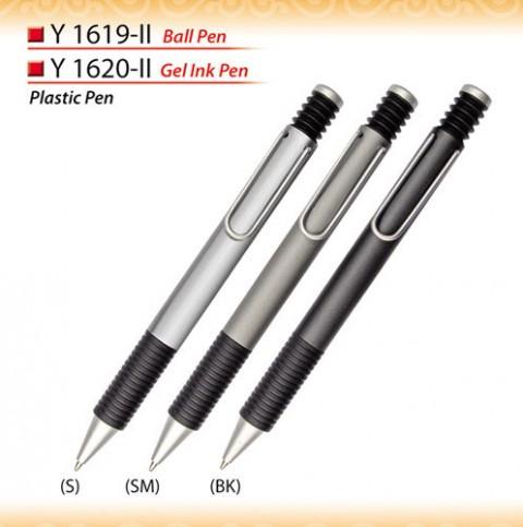 Plastic Pen (Y1619-II)