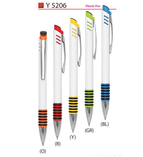 Plastic Pen (Y5206)