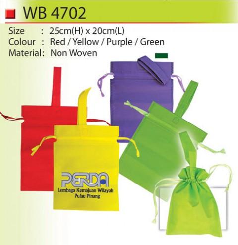 Small Non Woven Bag (WB4702)