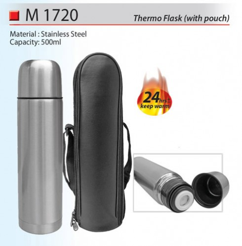Thermo Flask with Pouch (M1720)