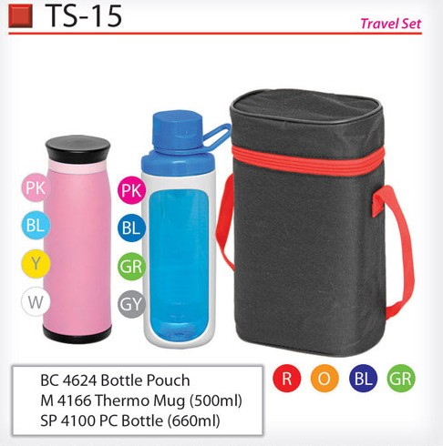 Travel Thermos Set (TS-15)
