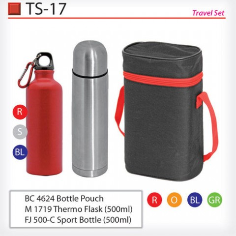 Thermos Flask Set (TS-17)