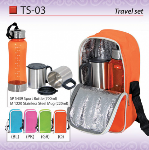 Travelling Thermo Set (TS-03)