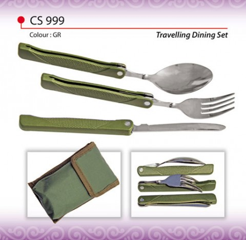 Travelling Dining Set (CS999)