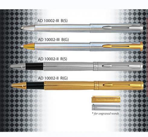 Vorherrschaft Branded Pen