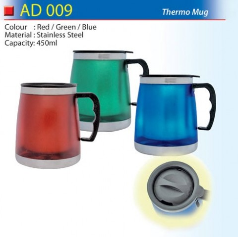 Barrel Thermo Mug (AD009)