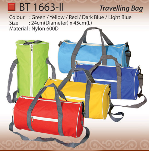 Barrel Travel Bag (BT1663-II)