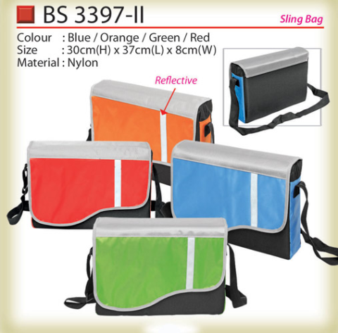 Colourful Sling Bag (BS3397-II)