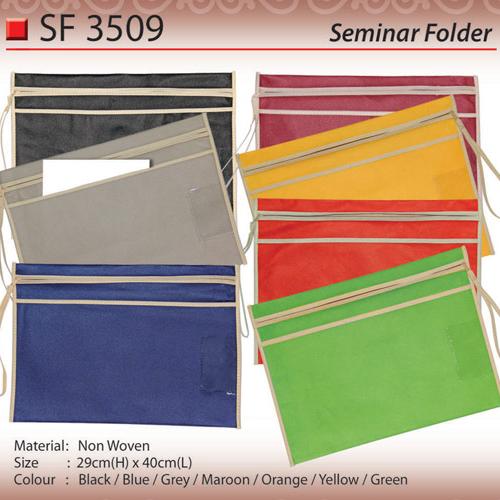Budget Seminar Folder (SF3509)