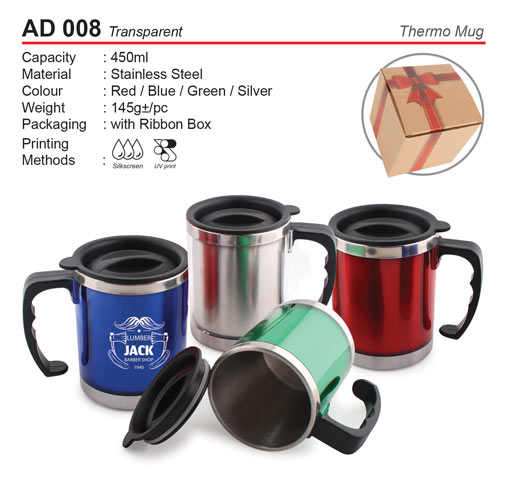 Classic Thermo Mug (AD008)