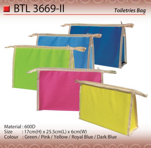 Budget Toiletries Bag BTL3669-II