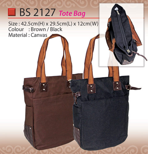 Canvas Tote bag (BS2127)