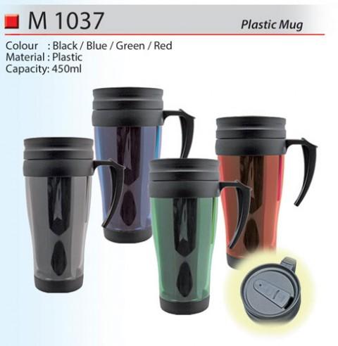 Classic Plastic Mug (M1037)