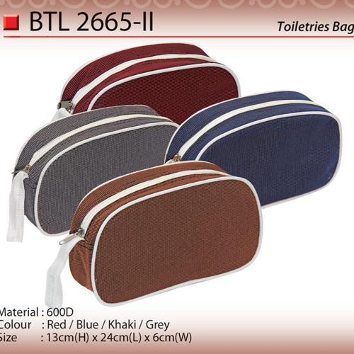 Classic Toiletries bag (BTL2665-II)