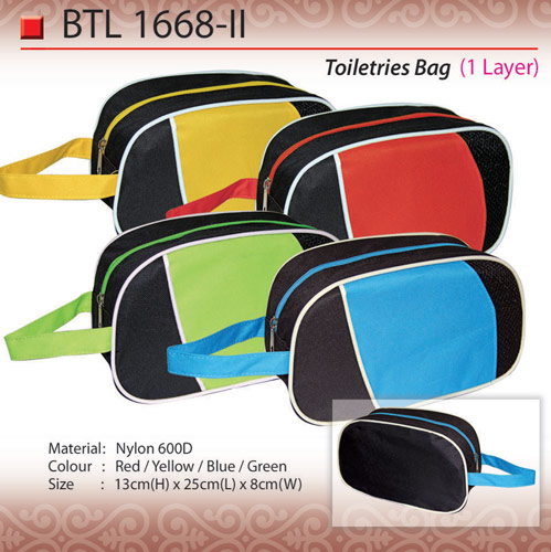 Colouful Toiletries Bag (BTL1668-II)