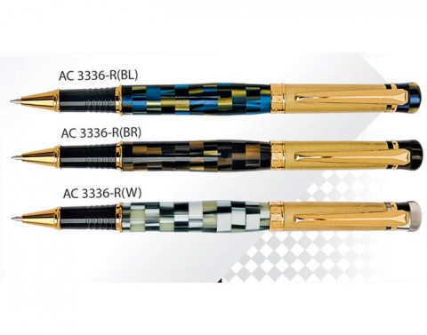 Dallas Branded Roller Pen