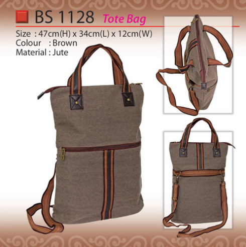 Eco Friendly Tote Bag (BS1128) Product Code : BS1128