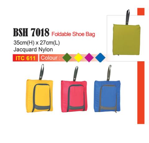 Foldable Shoe Bag (BSH7018)