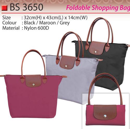 Foldable shopping bag (BS3650)